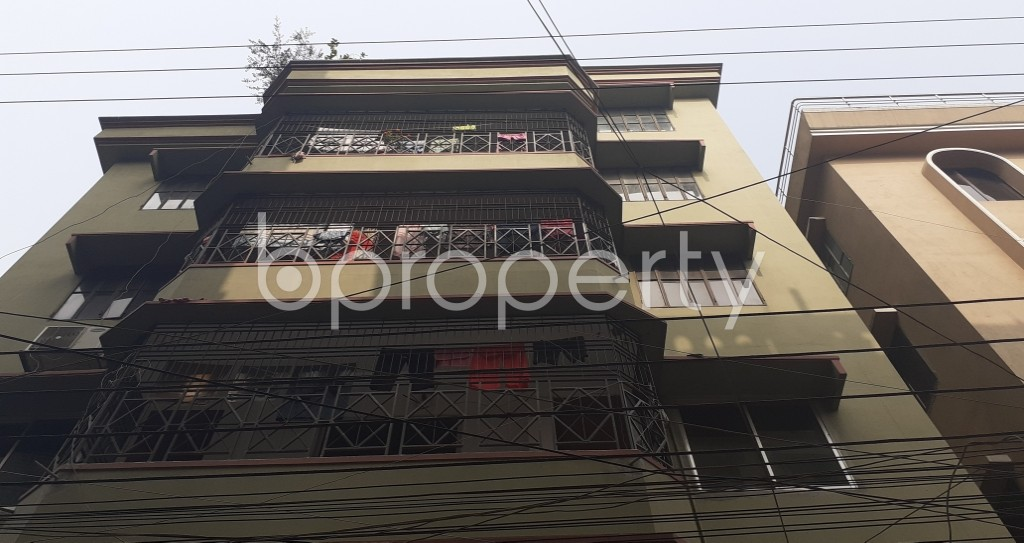 Front view - 2 Bed Apartment to Rent in Mirpur, Dhaka - 1978978