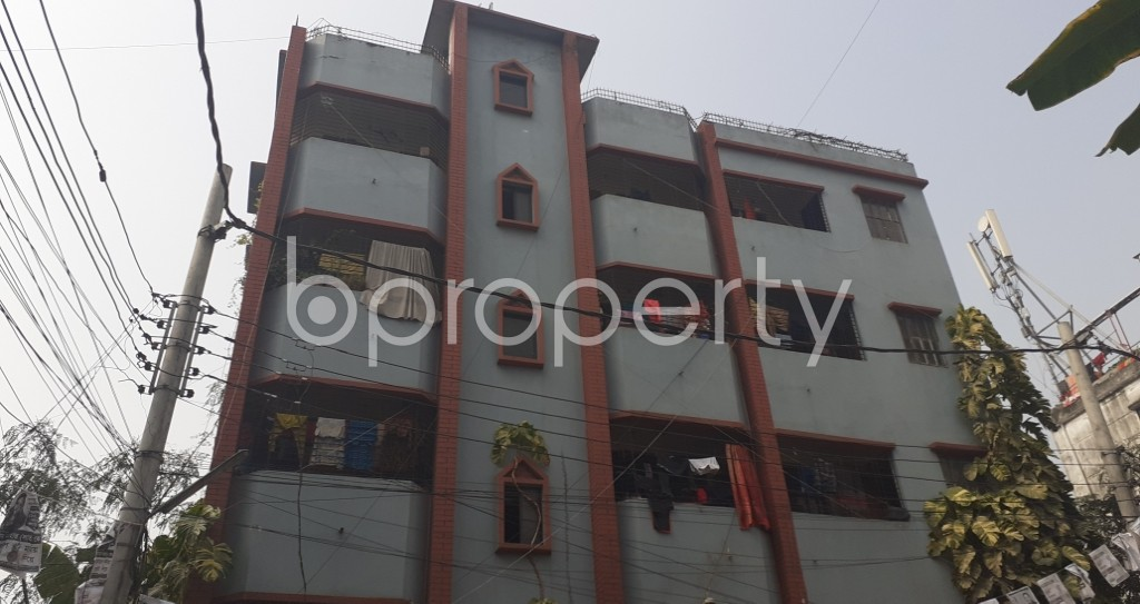Front view - 1 Bed Apartment to Rent in Mirpur, Dhaka - 1978979