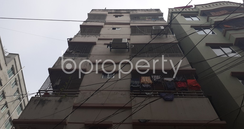 Front view - 2 Bed Apartment to Rent in Mirpur, Dhaka - 1978981