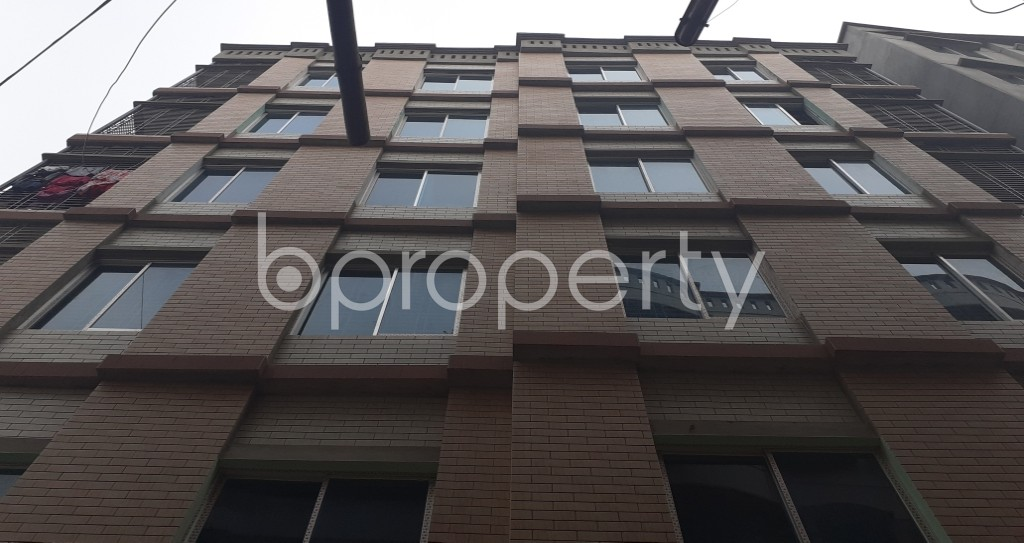 Front view - 2 Bed Apartment to Rent in Mirpur, Dhaka - 1978982