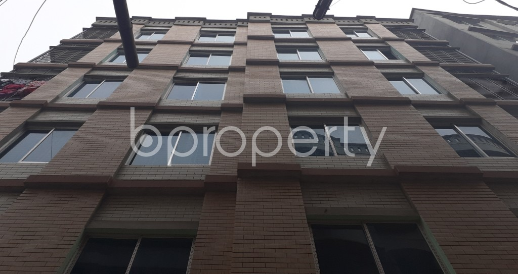 Front view - 1 Bed Apartment to Rent in Mirpur, Dhaka - 1978983