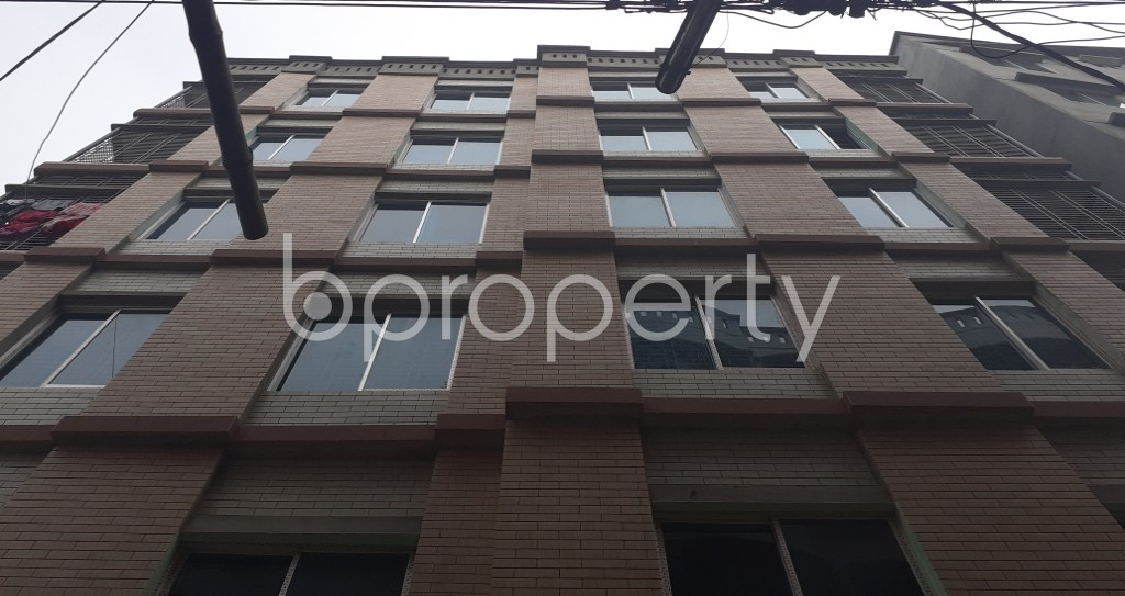 Front view - 1 Bed Apartment to Rent in Mirpur, Dhaka - 1978985