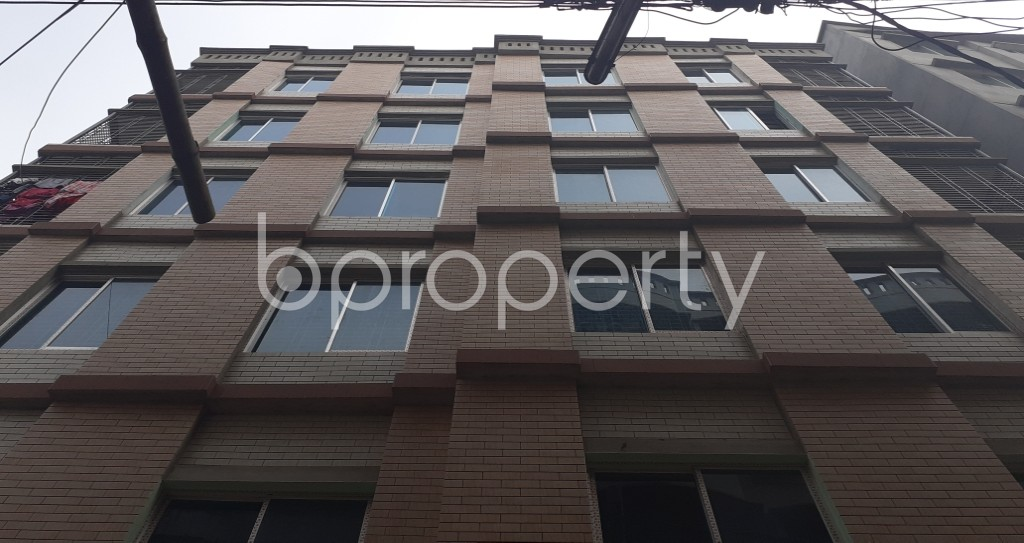 Front view - 1 Bed Apartment to Rent in Mirpur, Dhaka - 1978989