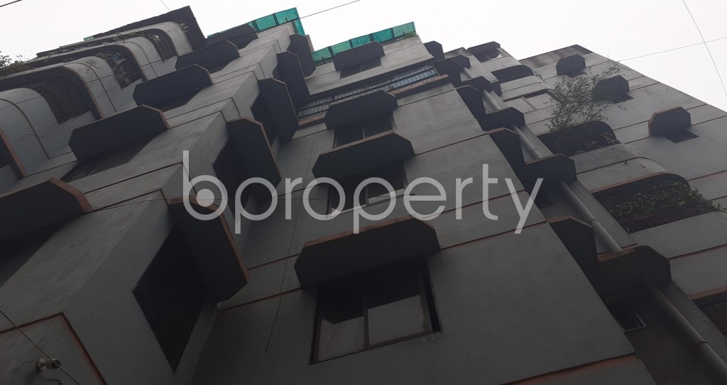 Front view - 2 Bed Apartment to Rent in Mirpur, Dhaka - 1978990