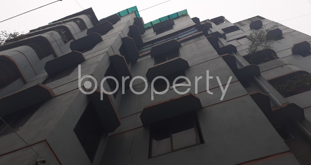 Front view - 2 Bed Apartment to Rent in Mirpur, Dhaka - 1978991