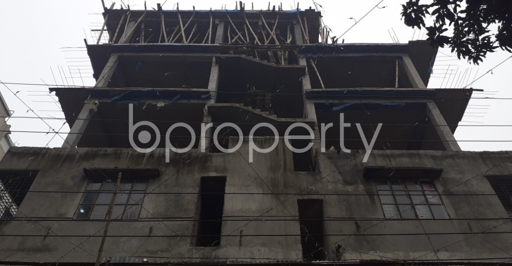 Front view - 2 Bed Apartment to Rent in Mohammadpur, Dhaka - 1979019
