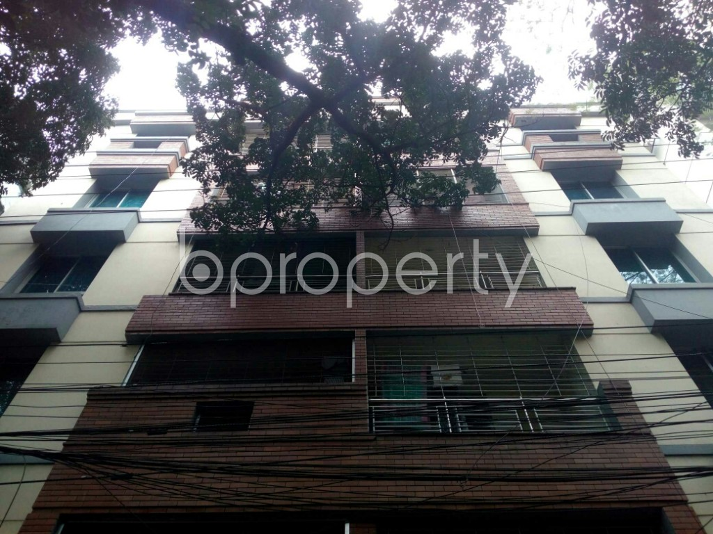 Outside view - 2 Bed Apartment to Rent in Banani, Dhaka - 1979023