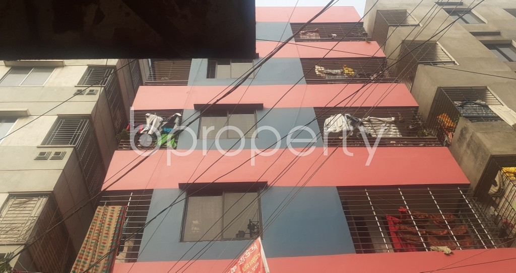 Front view - 2 Bed Apartment to Rent in Mohammadpur, Dhaka - 1979025