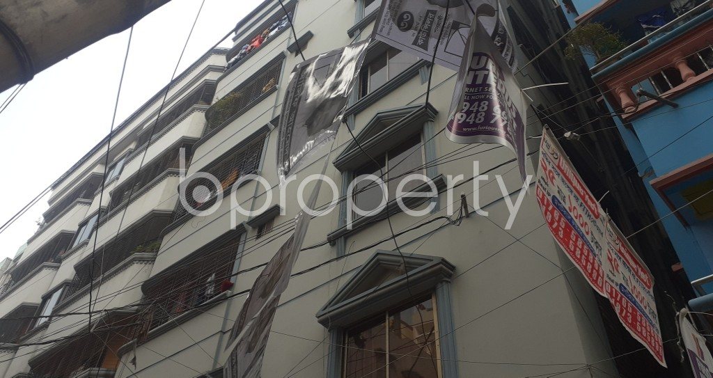 Front view - 2 Bed Apartment to Rent in Mohammadpur, Dhaka - 1979029