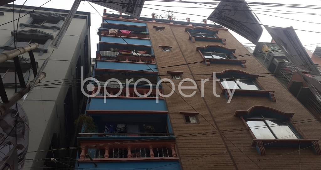 Front view - 2 Bed Apartment to Rent in Mohammadpur, Dhaka - 1979031