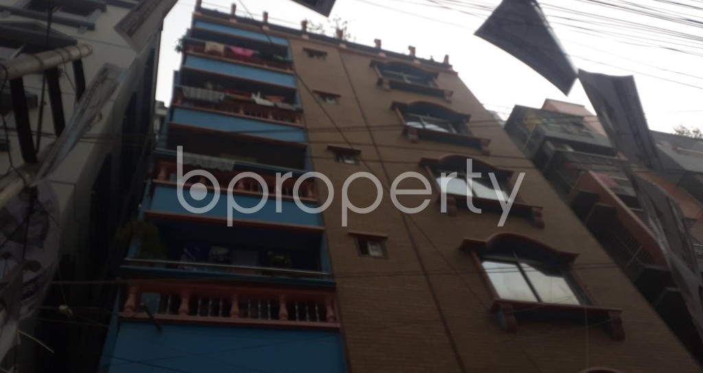 Front view - 2 Bed Apartment to Rent in Mohammadpur, Dhaka - 1979033