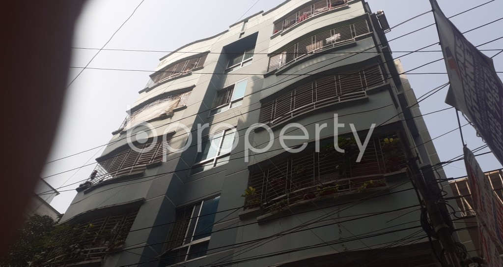 Front view - 3 Bed Apartment to Rent in Mohammadpur, Dhaka - 1979039