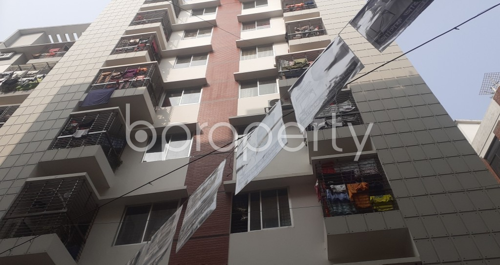 Front view - 3 Bed Apartment to Rent in Mohammadpur, Dhaka - 1979041