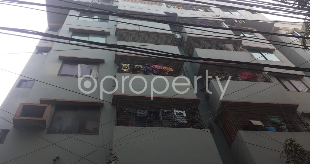Front view - 2 Bed Apartment to Rent in Mohammadpur, Dhaka - 1979048