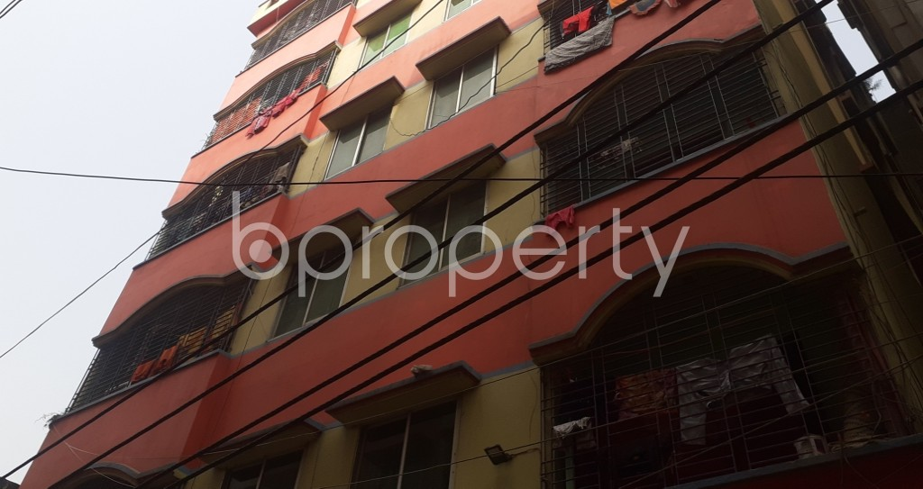 Front view - 2 Bed Apartment to Rent in Mohammadpur, Dhaka - 1979053