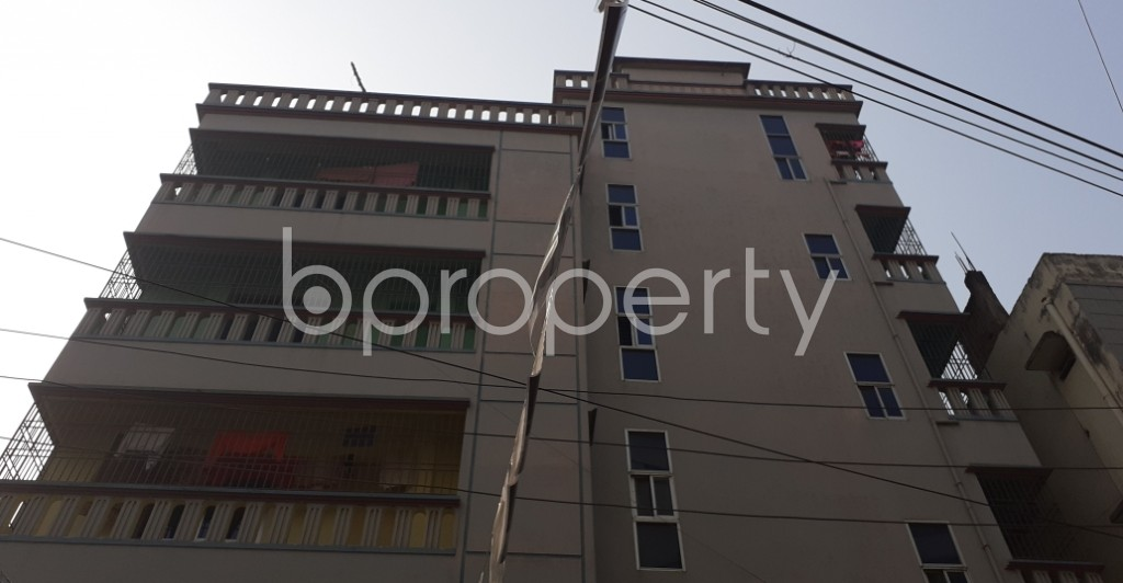 Front view - 2 Bed Apartment to Rent in Bashabo, Dhaka - 1979054