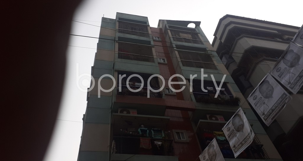 Front view - 1 Bed Apartment to Rent in Mohammadpur, Dhaka - 1979056
