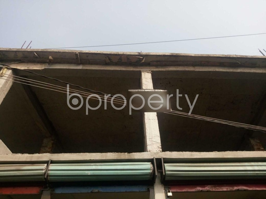 Front view - Shop to Rent in Kuril , Dhaka - 1979066