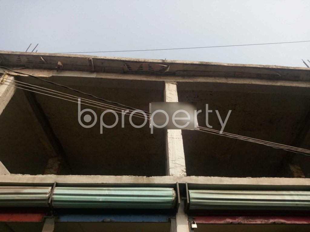 Front view - Shop to Rent in Kuril , Dhaka - 1979067