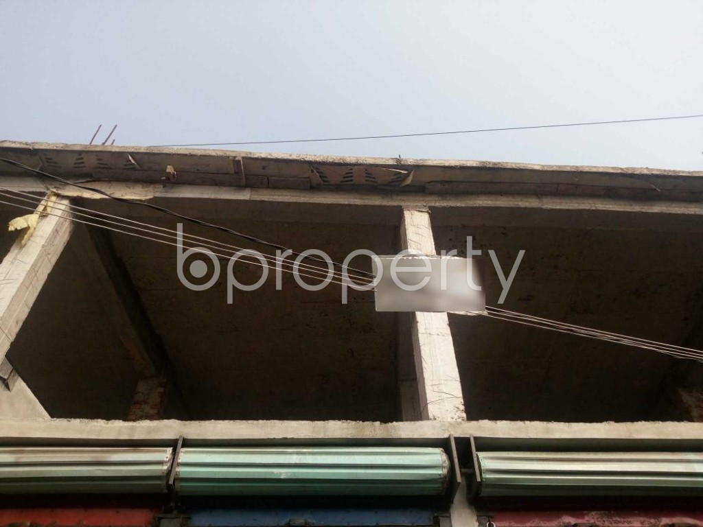 Front view - Shop to Rent in Kuril , Dhaka - 1979072