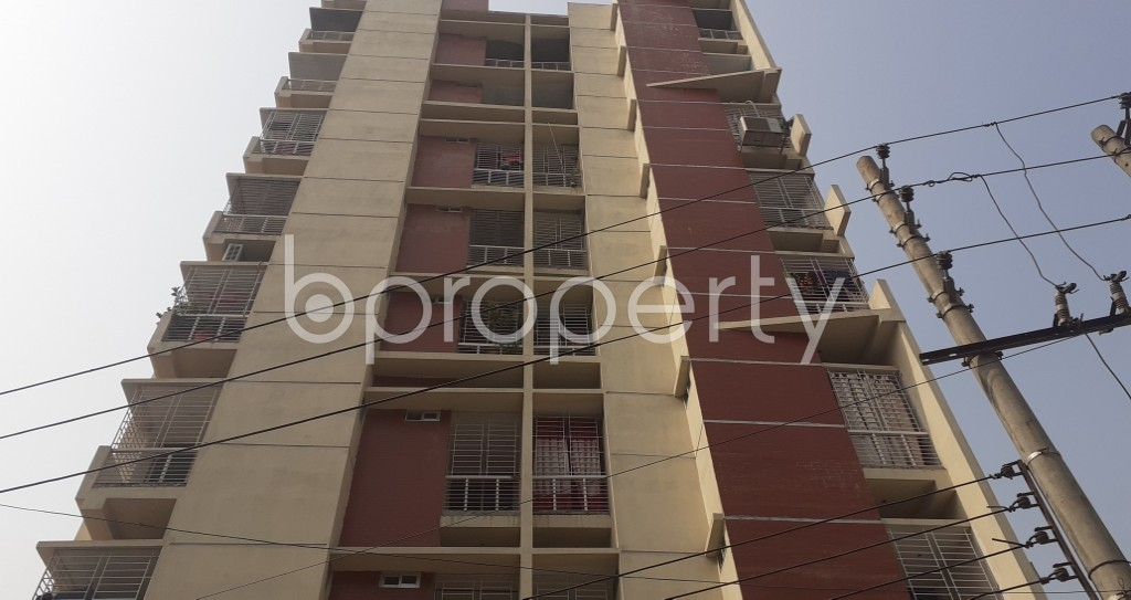 Front view - 3 Bed Apartment to Rent in Mohammadpur, Dhaka - 1979079