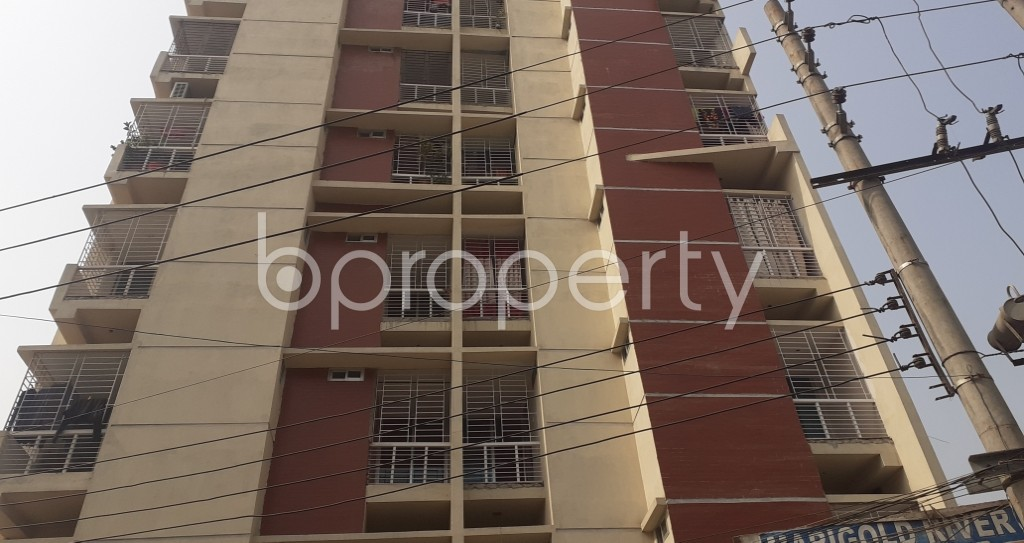 Front view - 3 Bed Apartment to Rent in Mohammadpur, Dhaka - 1979083