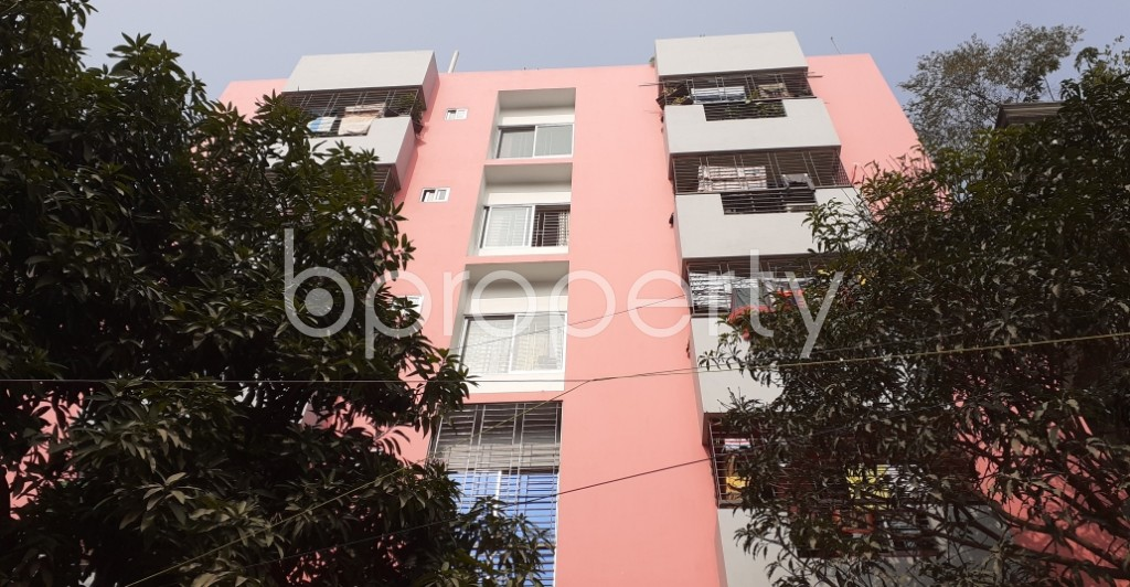 Front view - 2 Bed Apartment to Rent in Uttara, Dhaka - 1979088