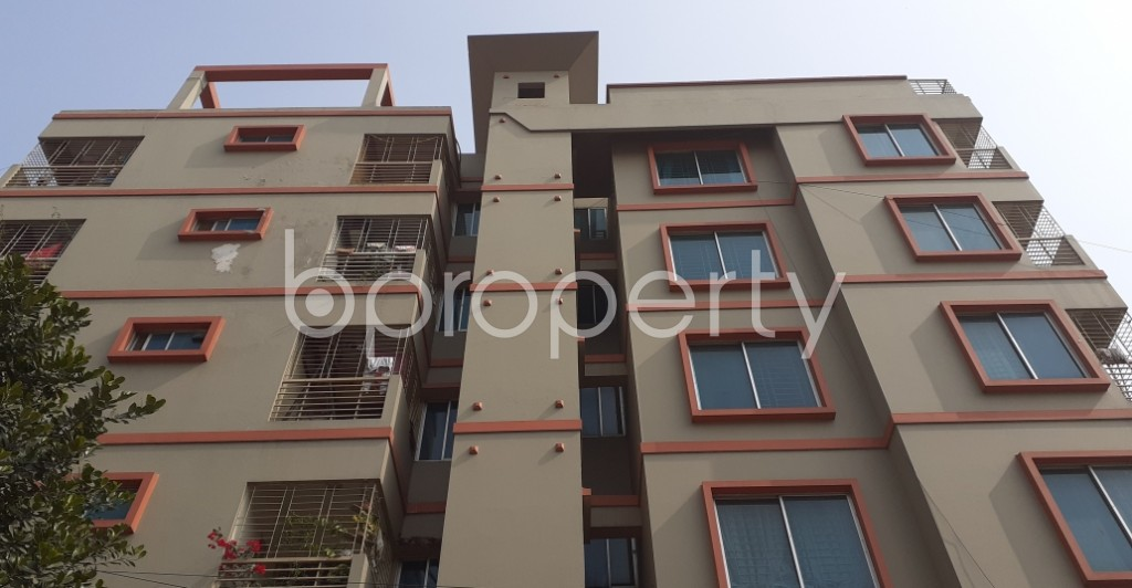 Front view - 2 Bed Apartment to Rent in Uttara, Dhaka - 1979092