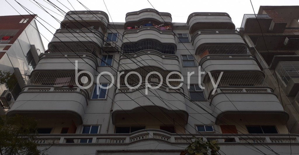 Front view - 3 Bed Apartment to Rent in Uttara, Dhaka - 1979094