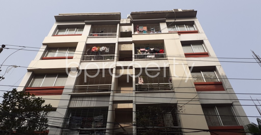 Front view - 3 Bed Apartment to Rent in Uttara, Dhaka - 1979097