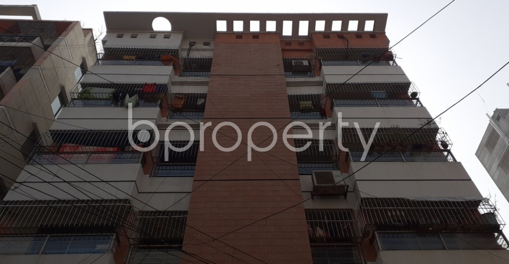 Front view - 1 Bed Apartment to Rent in Uttara, Dhaka - 1979099