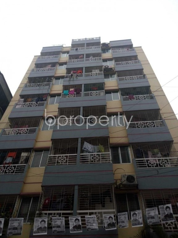 Front view - 3 Bed Apartment to Rent in Uttara, Dhaka - 1979116