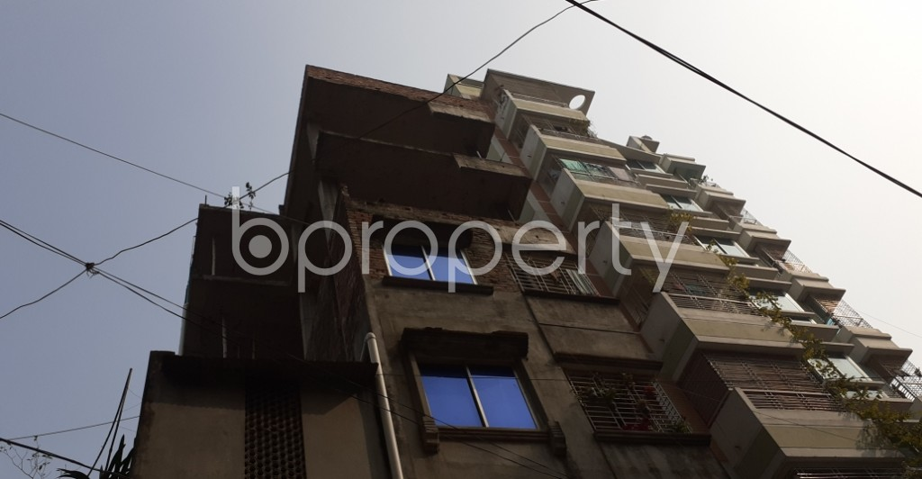 Front view - Office to Rent in Khilgaon, Dhaka - 1979119