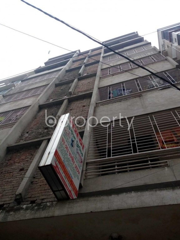 Front view - 2 Bed Apartment to Rent in Uttara, Dhaka - 1979123