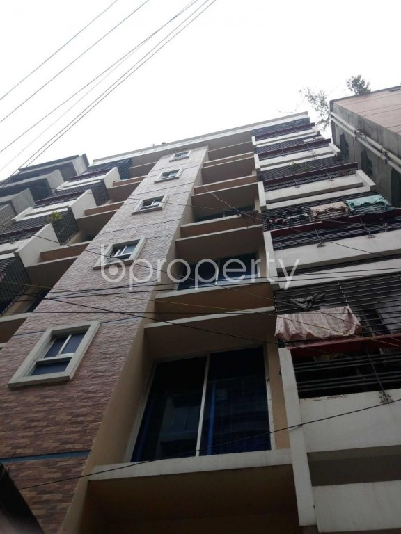 Front view - 2 Bed Apartment to Rent in Uttara, Dhaka - 1979125