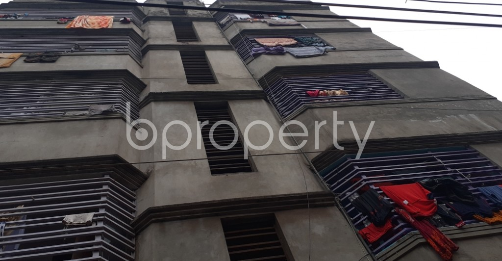 Outside view - 2 Bed Apartment to Rent in Jatra Bari, Dhaka - 1979126