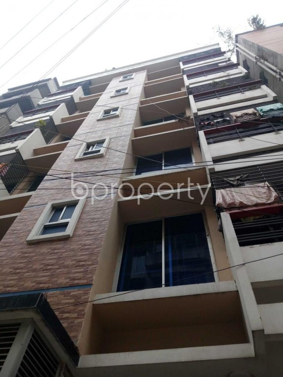 Front view - 2 Bed Apartment to Rent in Uttara, Dhaka - 1979127