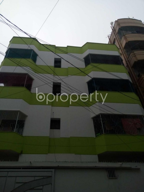 Front view - 2 Bed Apartment to Rent in Uttara, Dhaka - 1979128