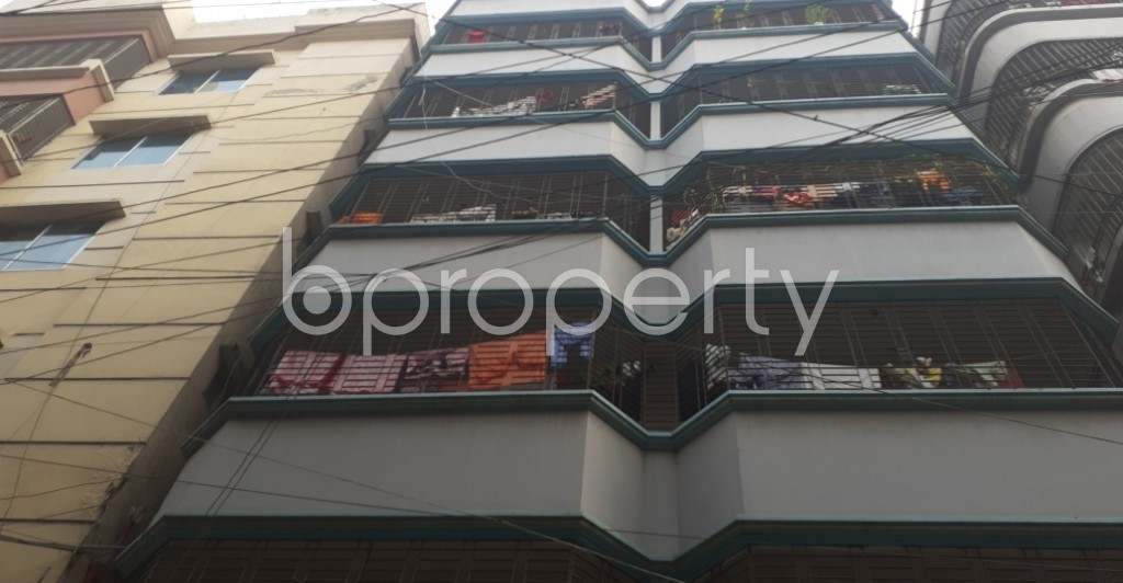 Front view - 2 Bed Apartment to Rent in Mohammadpur, Dhaka - 1979130