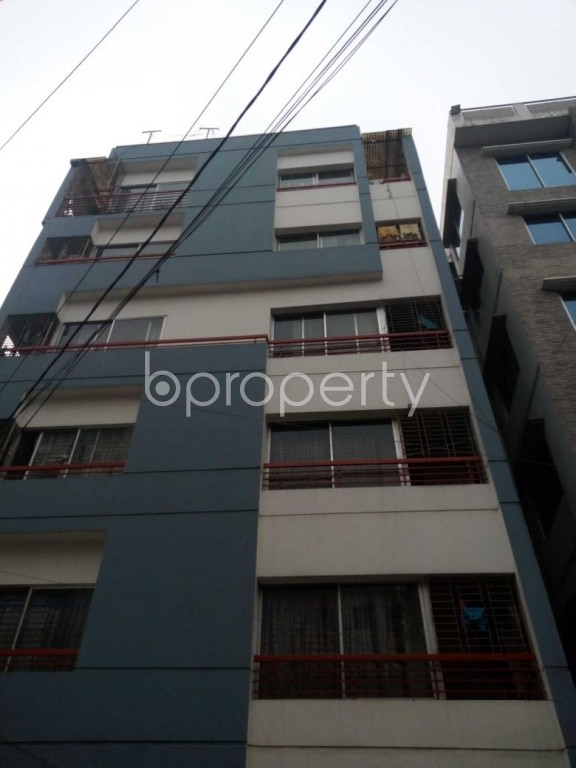 Front view - 2 Bed Apartment to Rent in Uttara, Dhaka - 1979131