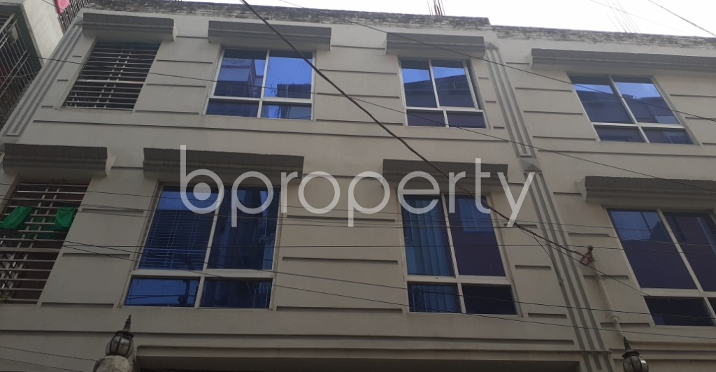 Front view - 3 Bed Apartment to Rent in Mohammadpur, Dhaka - 1979132