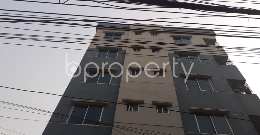 Front view - 2 Bed Apartment to Rent in Mohammadpur, Dhaka - 1979133