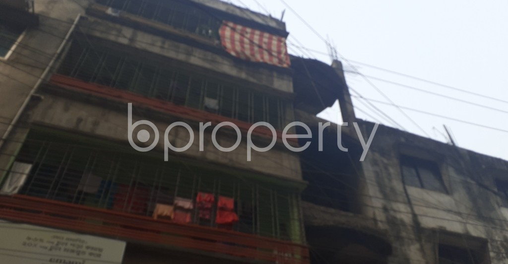 Front view - 3 Bed Apartment to Rent in Mohammadpur, Dhaka - 1979140
