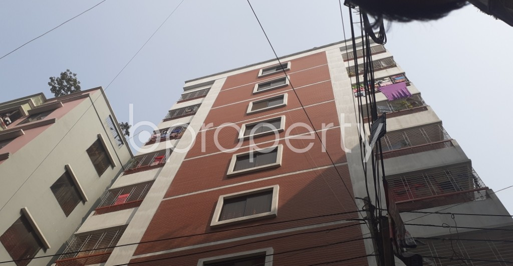 Front view - 2 Bed Apartment to Rent in Mohammadpur, Dhaka - 1979142