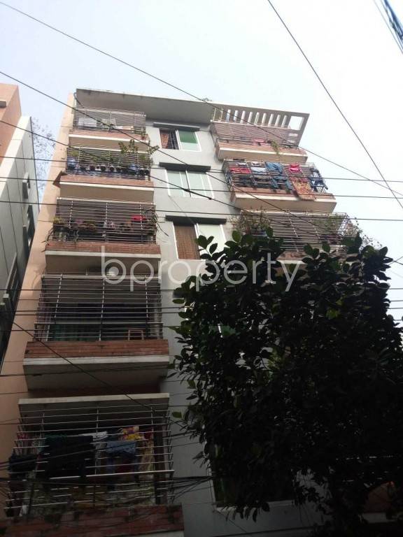 Front view - 3 Bed Apartment to Rent in Uttara, Dhaka - 1979145