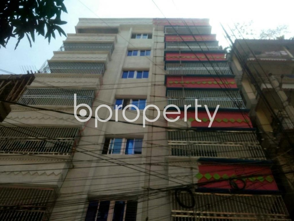 Front view - 3 Bed Apartment to Rent in Uttara, Dhaka - 1978745