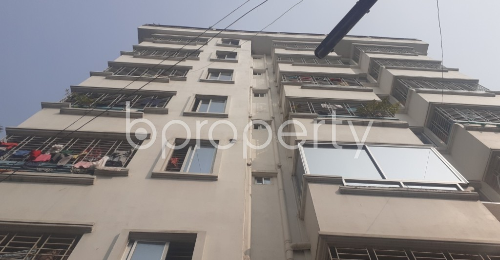 Front view - 2 Bed Apartment to Rent in Kafrul, Dhaka - 1979524