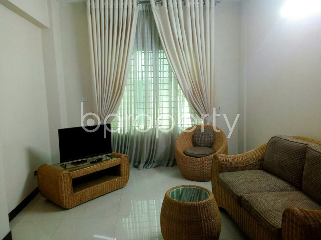 Dine/Dining - 3 Bed Apartment for Sale in Banani, Dhaka - 1979737