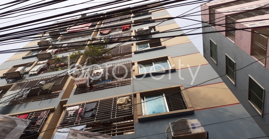 Outside view - Office for Sale in Kalabagan, Dhaka - 1980045