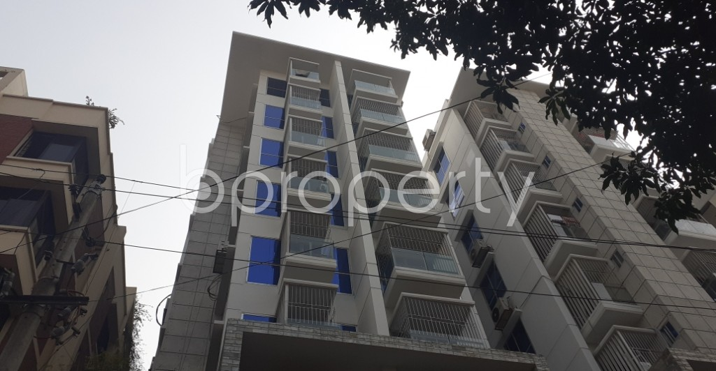 Outside view - 3 Bed Apartment to Rent in Lalmatia, Dhaka - 1980453